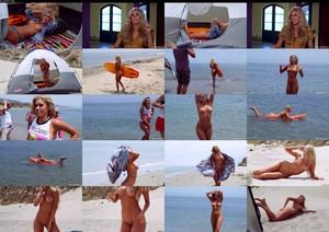 Playboy Kayla Rae Reid Beach Bum