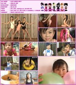 SCDV-28001 Nana-chan - Secret Junior Acrobat Vol.1