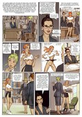 Erich Von Gotha BDSM comics collection