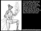DukesHardcoreHoneys.com - Superheroines and Villains Mocha 01