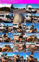 SexyMieze aka MinaWicked SexyMieze - Wichsen in der Wildnis Thumbnail