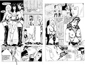 Eros Comix - Naring Sabina mistress of escapes 1-8