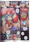 SoftPaw Magazine 1-3 furry collection comix