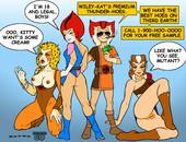 Misc - Thundercats (JPG, PNG, GIF)