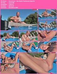 Anna21nrw Anna21nrw - Das Nackt-Tischtennis-Spiel Thumbnail