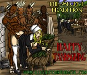 illustratedinterracial - Holiday pictures updated