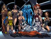 Miravi erotic artwork