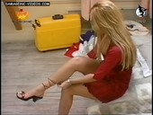 Gisela Barreto horny legs in high heels