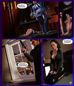 Carey - Queen of Escapology part 21-25