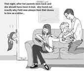 Cheo Incest Comics