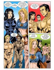 PALCOMIX  -  THE  ROPPONGI  TWINS