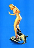 Art Fantastix - Classic Retro Girls