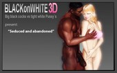 Blacknwhitecomics - The big collection of interracial sex