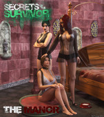 DeTomasso - Secrets of the Survivor The Manor