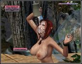 Crazyxxx3Dworld - The Cum Fairy