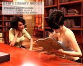 SenderlandStudios - Karis Library Quickie vol1
