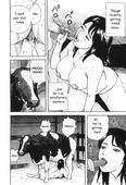 Kitano Kenichi The Cow and the Farmer's Wife English Hentai Manga Doujinshi Beastiality