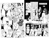 Eros Comix - Naring Sabina mistress of escapes 1-8