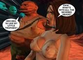 Misc - Mindy Sex Slave on Mars