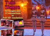 Affect3D – Twin Sisters Full HD resolution