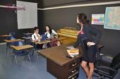 Ariella Ferrera & Capri Cavanni & Jessica Jaymes - My Class Room