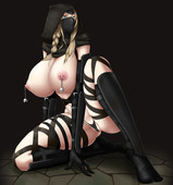 Collection of evil-girls by Baru + 11 super sexy animations