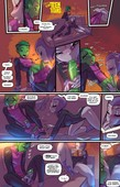 Update Fred Perry - Barely EighTeen Titans - 15 pages
